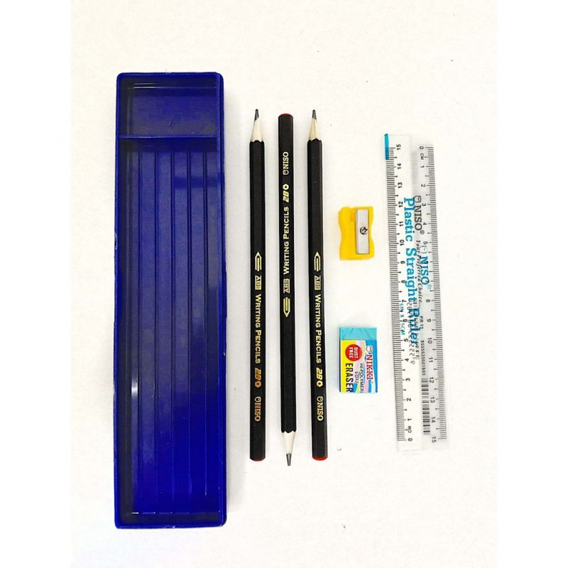 NISO STATIONARY SET 7 IN 1 SS1