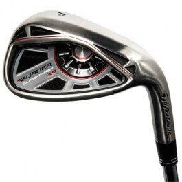 TaylorMade Burner Superfast 3.0 Graphite Irons R Flex 5-9pwsw 7 pieces