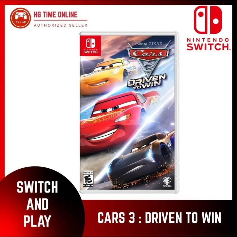 NSW CARS 3 : DRIVEN TO WIN