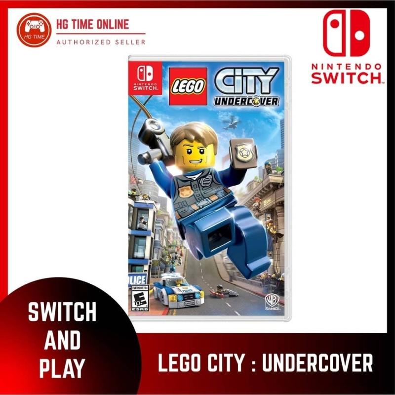 NSW LEGO CITY UNDERCOVER