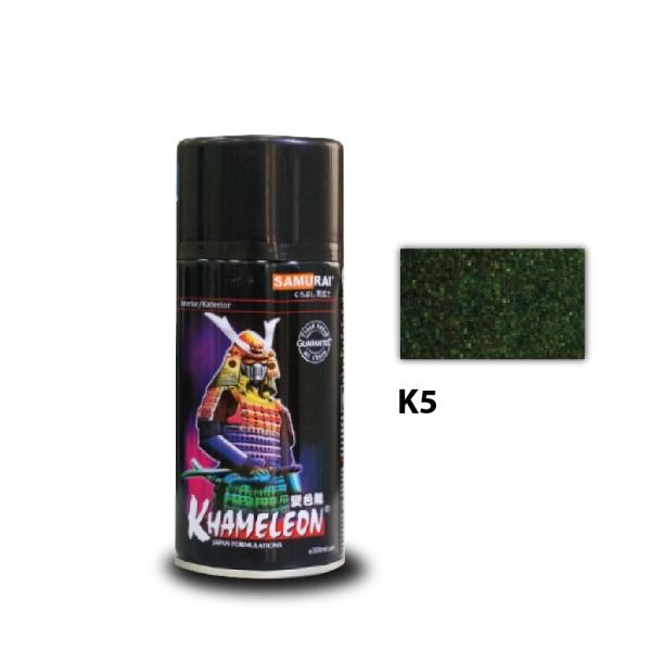 K5 Khameleon Samurai Spray Paint Selangor, Malaysia, Kuala Lumpur (KL), Shah Alam, Hulu Langat, Petaling Jaya (PJ) Supplier, Suppliers, Supply, Supplies | Mun Heng Electrical & Hardware Supply