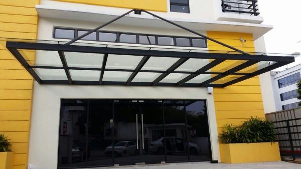 Glass Canopy Skylight Glass Canopy Skylight Selangor, Malaysia, Kuala Lumpur (KL), Puchong Supplier, Installation, Contractor, Supply | Sunteck Aluminium & Trading Sdn Bhd