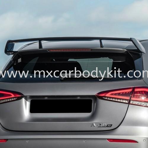 MERCEDES BENZ A CLASS W177 A45 STYLE ROOF SPOILER W177 ( A CLASS) MERCEDES BENZ Johor, Malaysia, Johor Bahru (JB), Masai. Supplier, Suppliers, Supply, Supplies | MX Car Body Kit