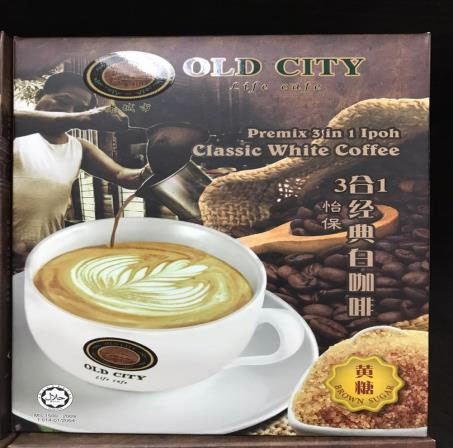 Premix 3 in 1 Ipoh Classic White Coffee Instant Premix Coffee Food & Beverages Our Products Selangor, Malaysia, Kuala Lumpur (KL), Klang Supplier, Manufacturer, Supply, Supplies   Ammay Enterprise Sdn Bhd