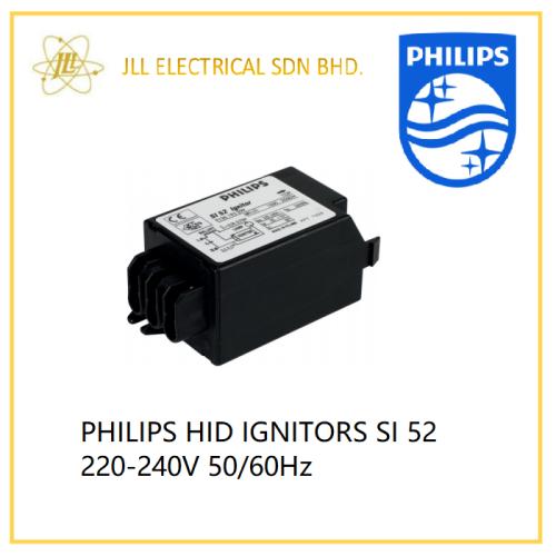 PHILIPS HID IGNITOR SI 52 220V-240V 50/60Hz (HPI 1000W-2000W)