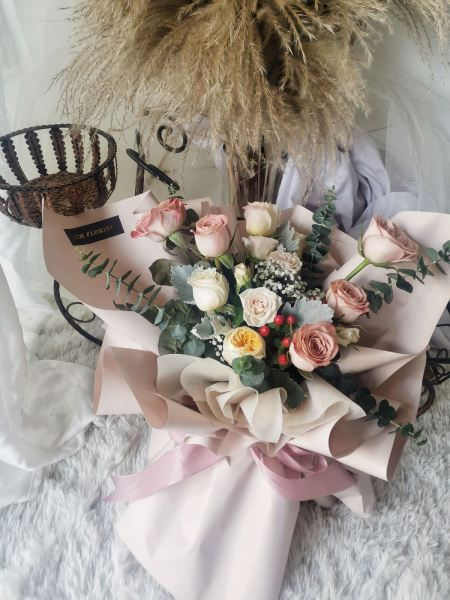 LULABY ALL BOUQUETS BOUQUET Melaka, Malaysia Supplier, Suppliers, Supply, Supplies | CCH FLORIST (M) SDN BHD