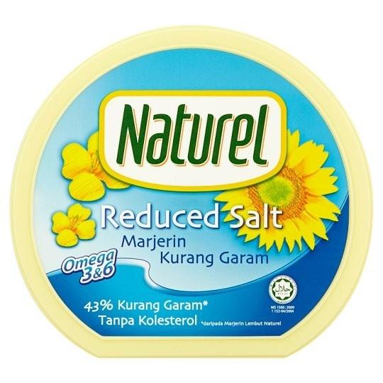 Naturel Reduced Salt Margarine - Marjerin Kurang Garam (500 gm) Dairy Dairy & Eggs Selangor, Malaysia, Kuala Lumpur (KL), Petaling Jaya (PJ) Supplier, Suppliers, Supply, Supplies | Hello Pasar Sdn Bhd