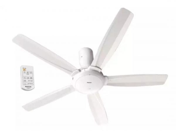 Ceiling Fan with Remote Control (White) FAN WORLD Selangor, Malaysia, Kuala Lumpur (KL), Puchong Supplier, Suppliers, Supply, Supplies | TT Lighting