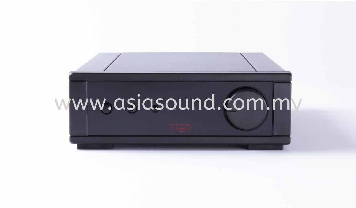 Rega iO integrated Amplifier Amplifiers Rega Kuala Lumpur (KL), Selangor, Malaysia, Cheras, Petaling Jaya (PJ) Supplier, Supply, Importer, Distributor | Asia Sound Equipment (M) Sdn Bhd