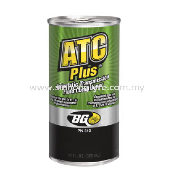 BG310 Automatic Transmission Conditioner 325ML Additive Lubricants Johor Bahru (JB), Malaysia, Perling Supplier, Suppliers, Supply, Supplies   Sin Heng Tyre & Battery Co. Sdn Bhd