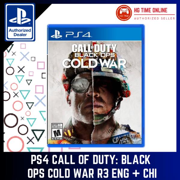 PS4 CALL OF DUTY BLACK OPS COLD WAR | R3 ENG + CHI LANGUAGE VERSION  PS4 Game Pre Orders Malaysia, Selangor, Kuala Lumpur (KL), Klang, Shah Alam, Banting Supplier, Suppliers, Supply, Supplies | HG Time Enterprise