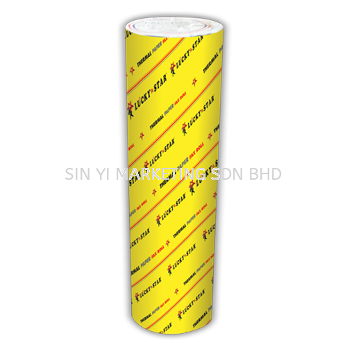 Lucky Star Fax Roll 210x30x1/2'' PAPER MISC PAPER PRODUCT Kuala Lumpur (KL), Malaysia, Selangor Supplier, Suppliers, Supply, Supplies | SIN YI MARKETING SDN BHD