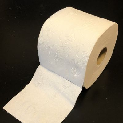 High Quality 3 Ply 400s Toilet Roll (10 rolls)