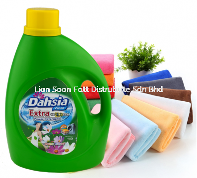 4500ml Color Protect Detergent (Green)