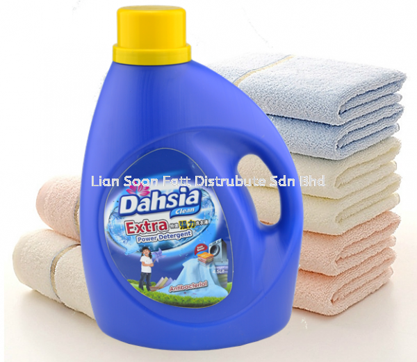 4500ml Antibacterial Detergent (Blue) Cleaning Product Home Care Perak, Malaysia, Ipoh Supplier, Wholesaler, Distributor, Supplies | LIAN SOON FATT DISTRIBUTE SDN BHD