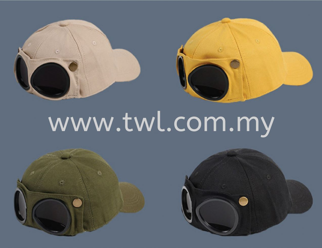 Sunglasses Cap Two Side CP037
