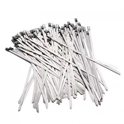 STAINLESS STEEL 304 CABLE TIE (8 X 300MM)