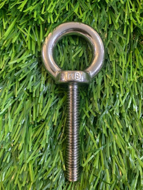 STAINLESS STEEL EYE BOLT M8-50MM