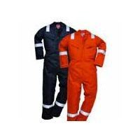 FLAME RESISTANCE COVERALL