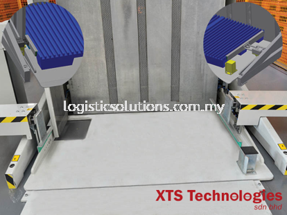 Pile Turner Automatic Centering Systems (Malaysia)