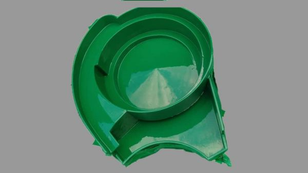 Polyurethane Coating - Bowl Feeder Coating  Polyurethane Coating Malaysia, Negeri Sembilan, Seremban Supplier, Suppliers, Supply, Supplies | TLC Technology