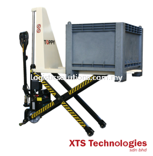Powered Pallet Jack / Electric Scissor Lifter Malaysia