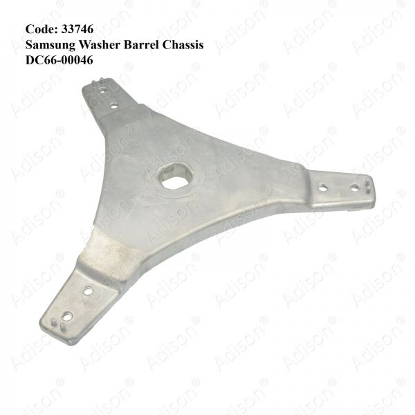 Code: 33746 Samsung Washer Barrel Chassis DC66-00046 Clutch Mechanism Washing Machine Parts Melaka, Malaysia Supplier, Wholesaler, Supply, Supplies   Adison Component Sdn Bhd