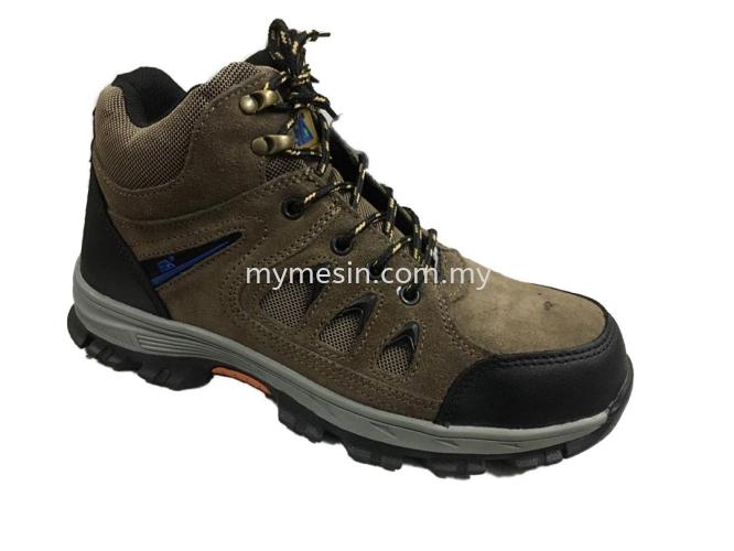 Advance FS802 S1P Safety Shoes (Medium Cut)  [Code:8816]