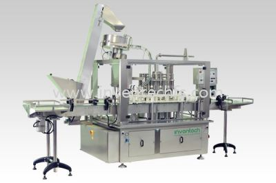 INVENTBLOC - HIGH SPEED ROTARY FILLING SYSTEM