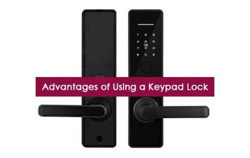 The Advantages of Using a Keypad Lock System