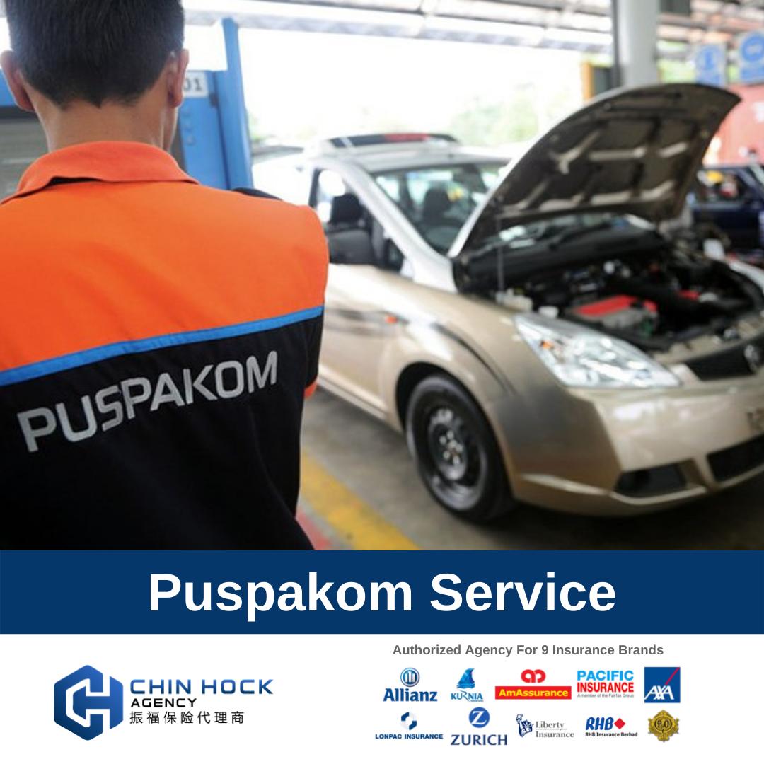 Puspakom (Personal) 个人服务   Package | CHIN HOCK AGENCY