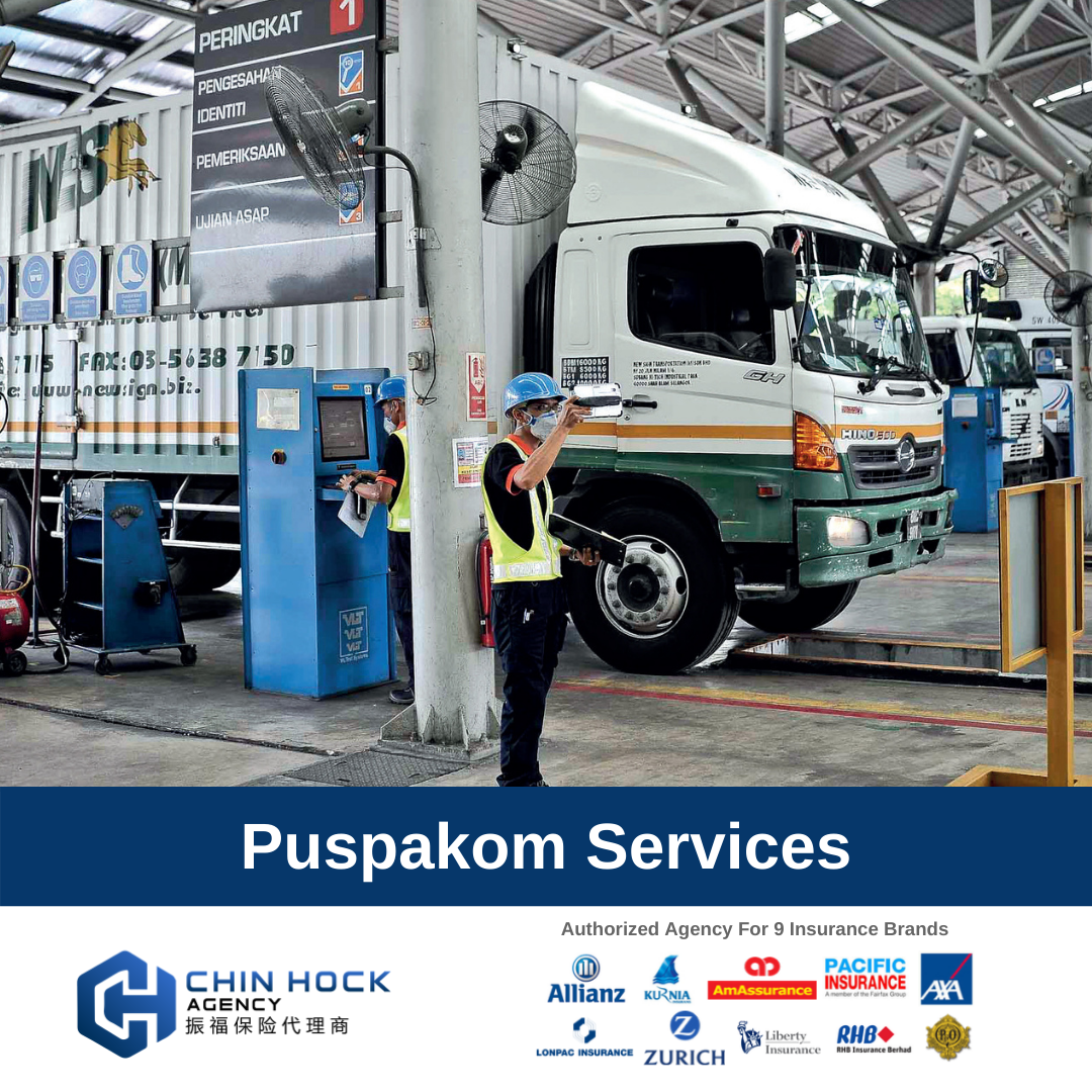 Puspakom Service (Business) Business Service Penang, Malaysia, Butterworth Package | CHIN HOCK AGENCY