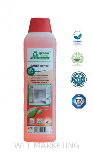 Sanitary Cleaner & Descaler - Sanet Perfect 1Lit Others Johor Bahru (JB), Malaysia, Taman Ekoperniagaan Supplier, Suppliers, Supply, Supplies | WLT Marketing Sdn Bhd