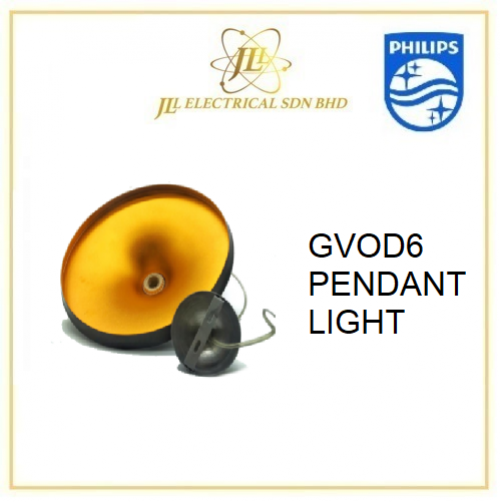 GVOD6 PENDANT LIGHT