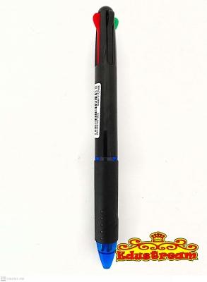 Baile 4 Color in 1 Ball Pen