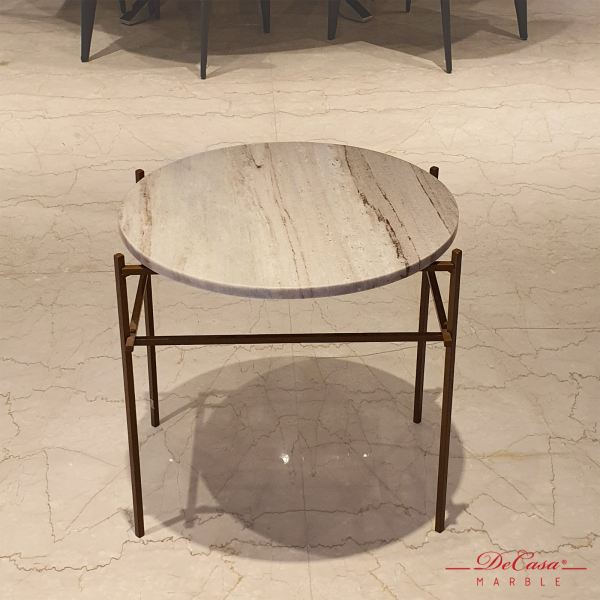 Palisandro | Marble Side Table | Cash & Carry Marble Coffee Table PROMOTION ITEM Selangor, Kuala Lumpur (KL), Malaysia Supplier, Suppliers, Supply, Supplies | DeCasa Marble Sdn Bhd