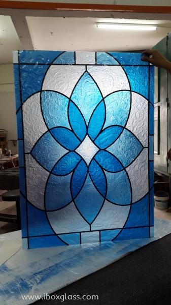 Stained Glass Stained Fused Glass Stained Glass Studio Penang, Malaysia Supplier, Suppliers, Supply, Supplies | IBOX DESIGN