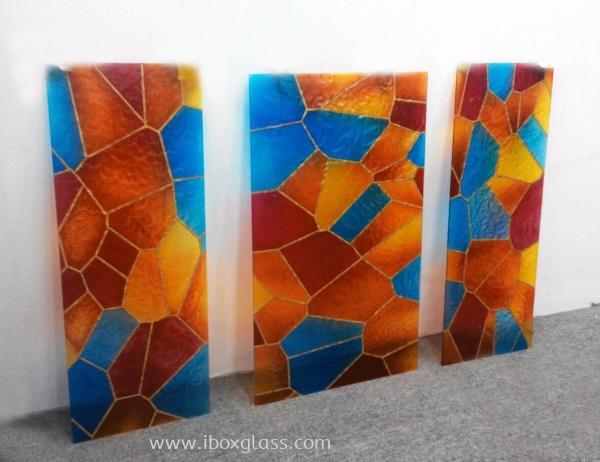 Stained Glass Stained Fused Glass Stained Glass Studio Penang, Malaysia Supplier, Suppliers, Supply, Supplies   IBOX DESIGN