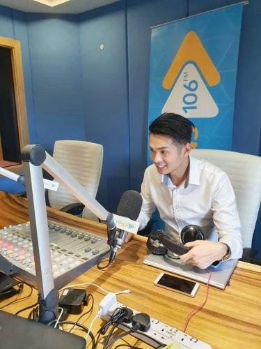 FM Interview@City Plus FM