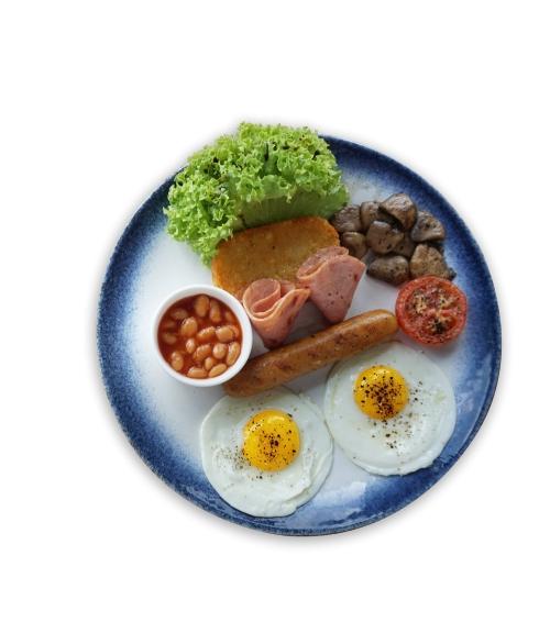 Johny English Breakfast
