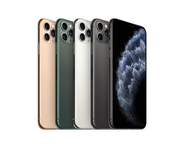 IPHONE 11 PRO with Plan