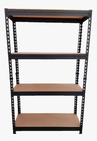 2 IN 1 BLACK BOLTLESS RACK HDF BOARD (4 LEVELS) RACK Penang, Malaysia, Seberang Perai Supplier, Distributor, Supply, Supplies | K Innovation Sdn Bhd