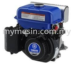 Yamaha MZ175 5.5Hp Petrol Engine (Keyway)  [Code:9335] Construction Construction & Engineering Equipment Shah Alam, Selangor, Malaysia. Supply, Suppliers, Supplier, Distributor | Mymesin Machinery & Hardware Sdn Bhd