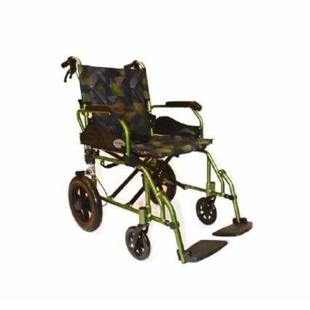 "Aluminium Lightweight Pushchair 18"""
