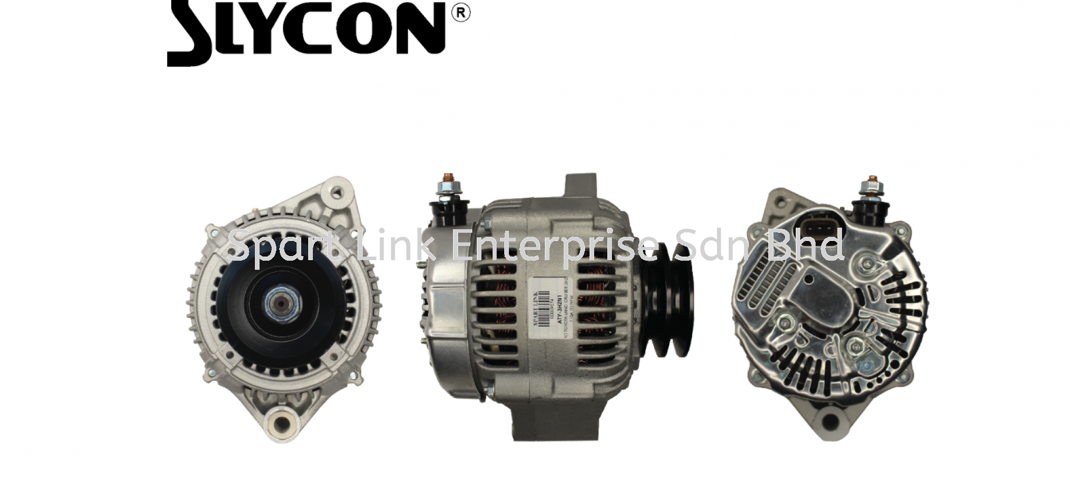 Alternator Land Cruiser 3HZ 110A (S)