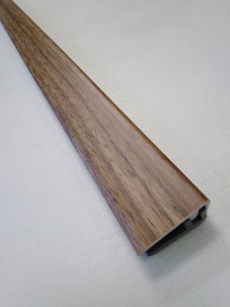 PVC Flooring END Bolder - Dark Maple ( E8-1023 ) END Border ( E - Profile ) PVC Profile Flooring Accessories Malaysia, Selangor, Puchong, Kuala Lumpur (KL), Kelantan Supplier, Supply  | Dynaloc Sdn Bhd