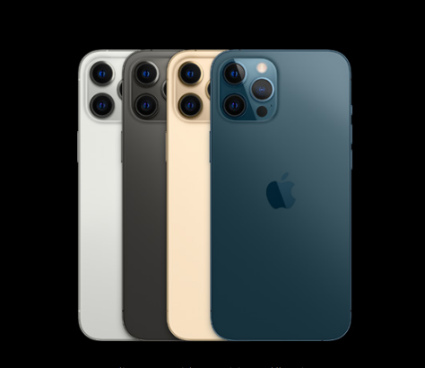 IPHONE 12 PRO MAX with Plan