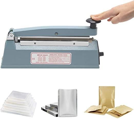 Hand Impulse Sealer  Packaging Machinery Selangor, Kuala Lumpur (KL), Semenyih, Malaysia Supplier, Suppliers, Supply, Supplies   GWM Marketing Sdn Bhd