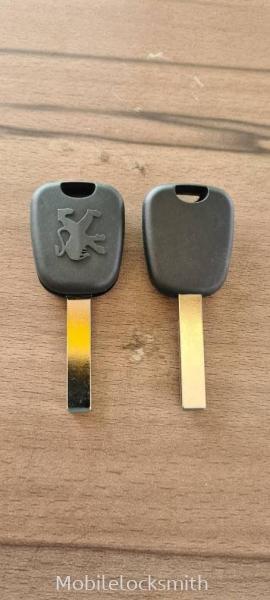 Peugeot C Key Blank C Key Blank Selangor, Malaysia, Kuala Lumpur (KL), Shah Alam Supplier, Suppliers, Supply, Supplies   Art Locksmith Service