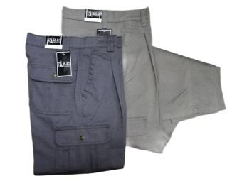 [READY STOCK] 2020 New Cargo Pants (27-50) 6 Pockets Pocket Men Working Long Pants